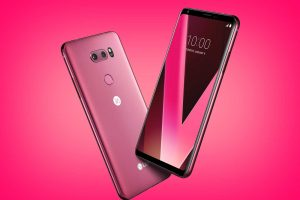 LG V30 rosa